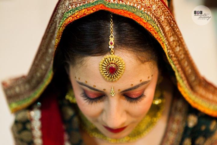 hindu bride